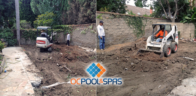 pool installation companies